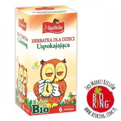 Herbatka dla dzieci uspokajająca bio Apotheke