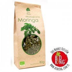Herbatka liść moringi ekologiczna Dary Natury