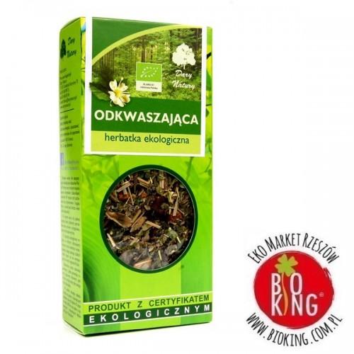 Herbatka odkwaszająca ekologiczna Dary Natury