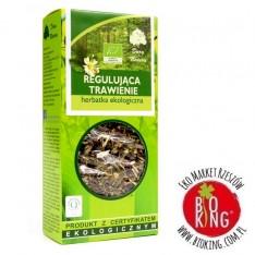 Herbata regulująca trawienie ekologiczna Dary Natury