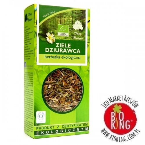 Herbatka ziele dziurawca bio Dary Natury