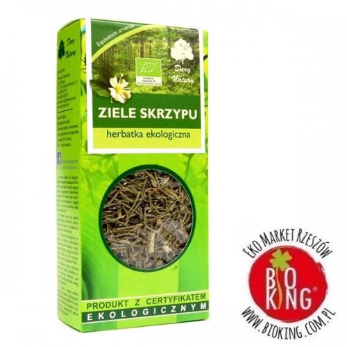 Herbata z ziela skrzypu ekologiczna Dary Natury