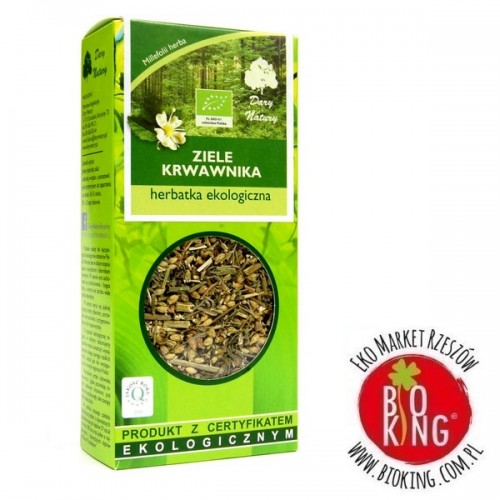 Herbatka ziele krwawnika bio Dary Natury