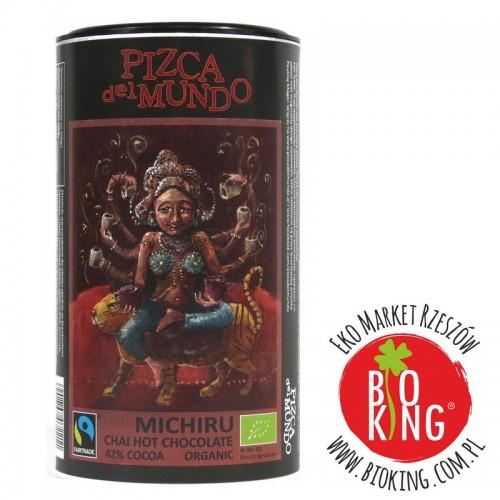 Czekolada na gorąco michiru chai bio Pizca del Mundo