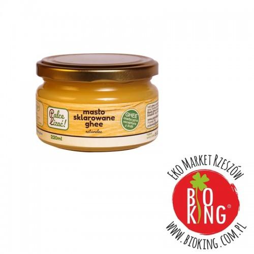 Masło sklarowane ghee naturalne - Palce Lizać
