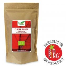 Cukier puder trzcinowy organiczny bio Bio Planet