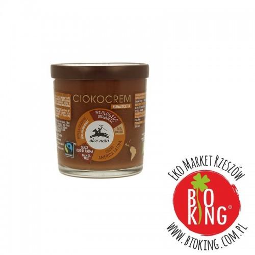 Krem orzechowo-czekoladowy bio Alce Nero