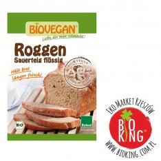 Zakwas chlebowy żytni w płynie bio Biovegan