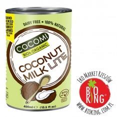 Napój kokosowy w puszce light 9% tłuszczu bio Cocomi