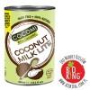 Mleko kokosowe light w puszce bio Cocomi
