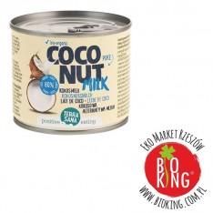 Coconut milk - napój kokosowy bez gumy guar 22% tłuszczu bio TerraSana