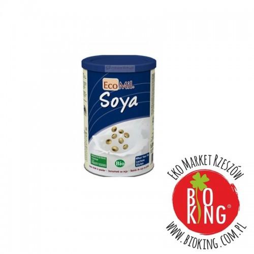 Napój sojowy instant bio ekologiczny Ecomil