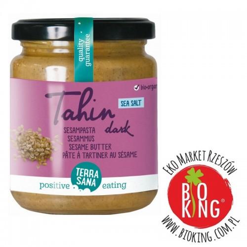 Tahina pasta sezamowa ekologiczna TerraSana