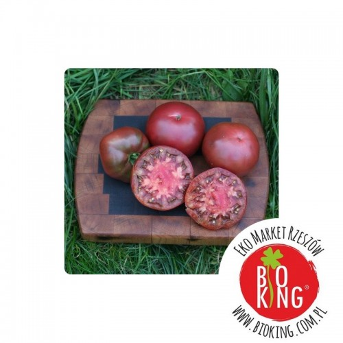 Pomidor typu beef Black Master - rozsada