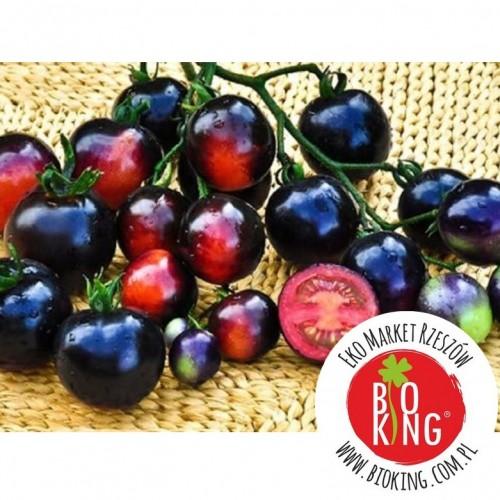 Czarny pomidor koktajlowy Indigo Blue Berries - rozsada