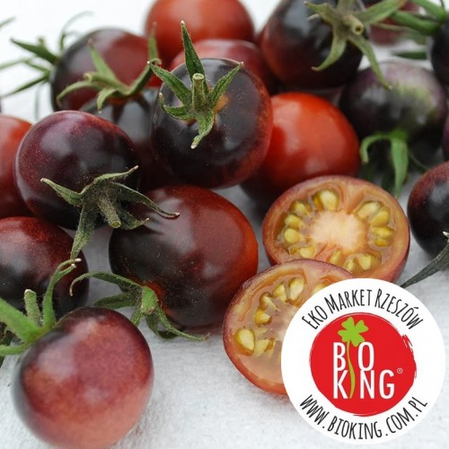 Pomidor Clackamas Blueberry - rozsada