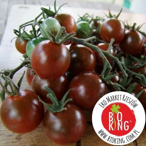 Pomidor koktajlowy Brown Berry - rozsada