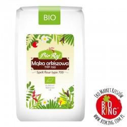 Mąka orkiszowa typ 700 bio BioRaj
