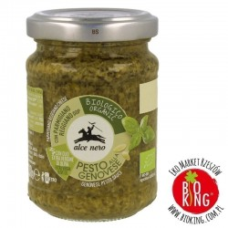 Pesto genovese sos bazyliowy bio Alce Nero