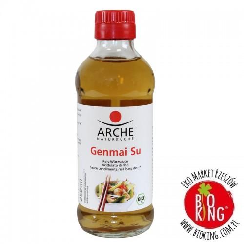 Ocet ryżowy Genmai Su bio Arche Naturkuche