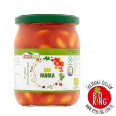 Fasolka w sosie pomidorowym bio bezglutenowa Primaeco