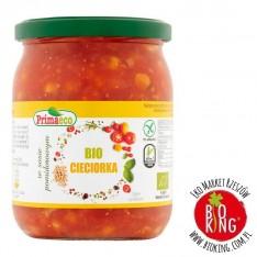Cieciorka w sosie pomidorowym bio bezglutenowa Primaeco