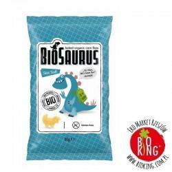 Chrupki bezglutenowe dla dzieci Biosaurus