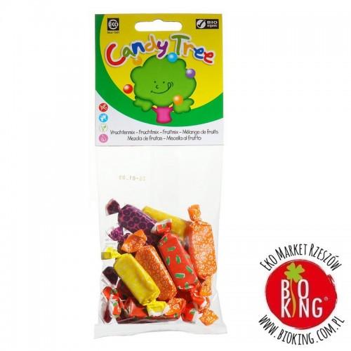 Cukierki bezglutenowe owocowe mix Candy Tree