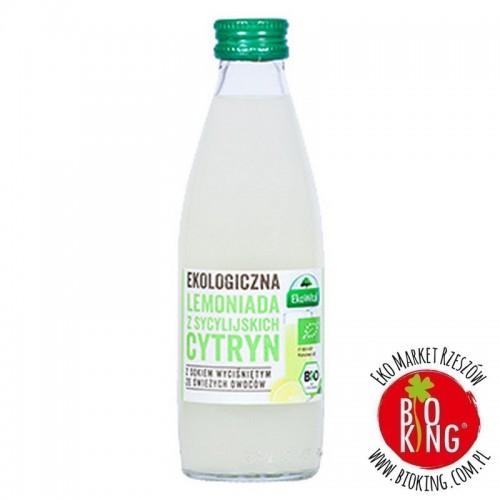 Lemoniada ekologiczna z cytryn sycylijskich bio EkoWital