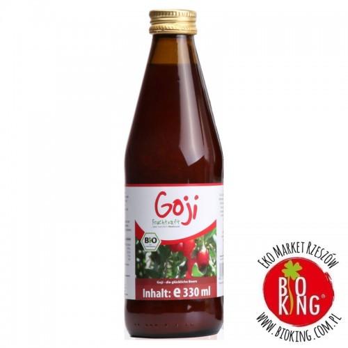 Sok z jagód goji ekologiczny Medicura