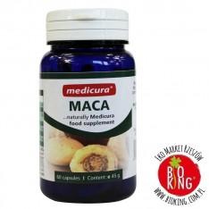 Maca korzeń w kapsułkach bio Medicura