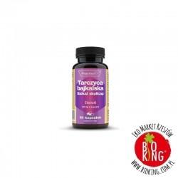 Tarczyca bajkalska ekstrakt 4:1  400 mg kapsułki PharmoVit
