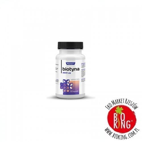 Biotyna 2500 mg kapsułki PharmoVit
