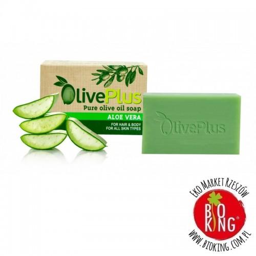 Mydło oliwkowe aloes OlivePlus