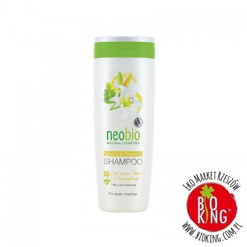 Szampon do włosów zniszczonych eco Neobio