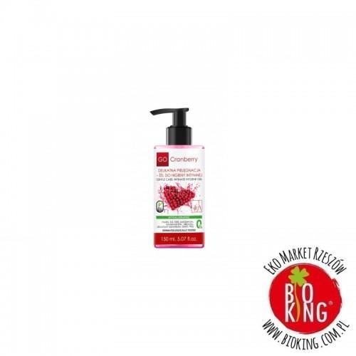 Żel do higieny intymnej delikatna pielęgnacja Go Cranberry