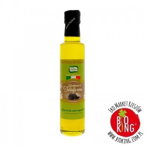 Oliwa z oliwek z ekstraktem z trufli bio Gabro