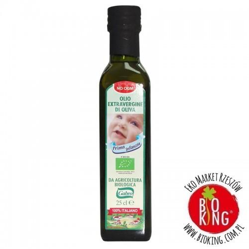 Oliwa z oliwek extra virgin Bioliwa bio Gabro