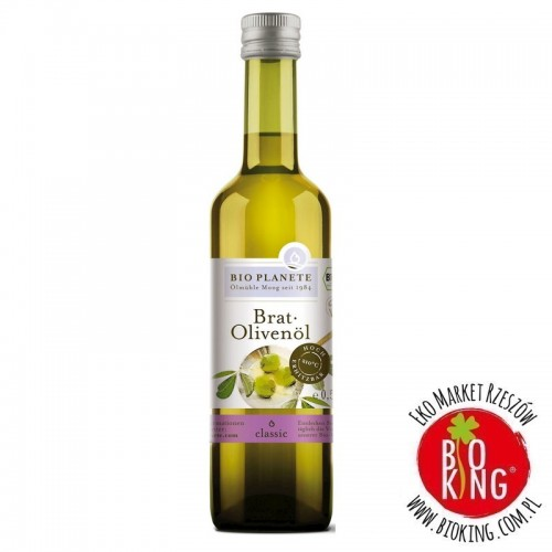 Oliwa z oliwek do smażenia bio Bio Planete