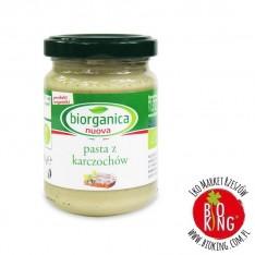 Pasta z karczochów bio Bio Organica Italia