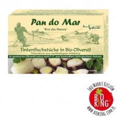 Kałamarnica w bio oliwie z oliwek Pan Do Mar