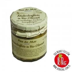 Makrela w bio oliwie z oliwek Pan Do Mar