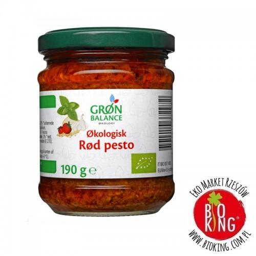 Pesto pomidorowe z orzechami nerkowca bio Gron Balance