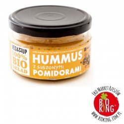 Hummus z suszonymi pomidorami bio Vega Up