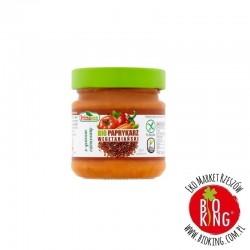 Paprykarz wegetariański z quinoa czerwoną bezglutenowy bio Primaeco