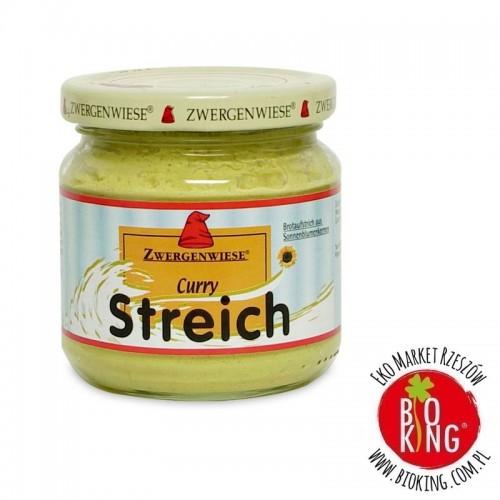 Pasta słonecznikowa z curry bio bezglutenowa Zwergenwiese
