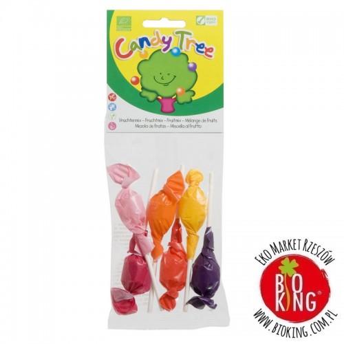 Lizaki okrągłe mix bezglutenowe bio Candy