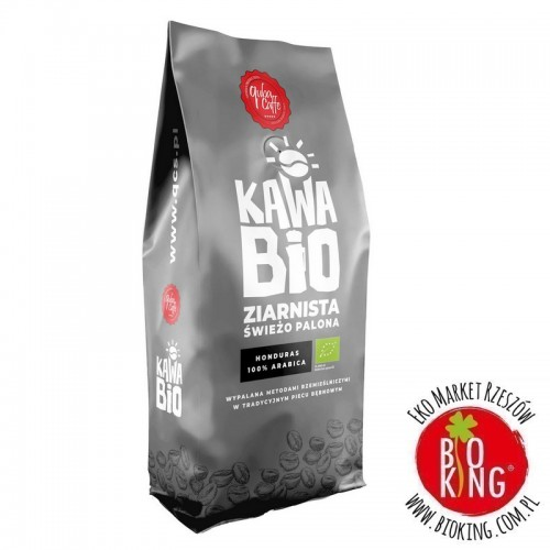 Kawa ziarnista arabica 100% Honduras bio Quba Caffe