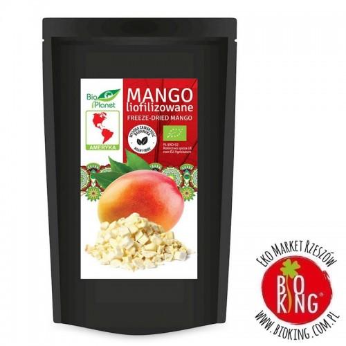 Mango liofilizowane bio Bio Planet