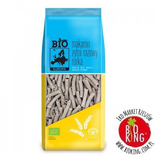 Makaron żytni razowy rurka bio Bio Planet
